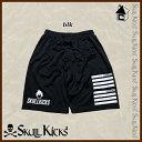 SKULLKICKS【スカルキックス】LINE PLA PANTS〈フットサル ゲームパンツ プラパン ユニフォーム〉SK16AW005