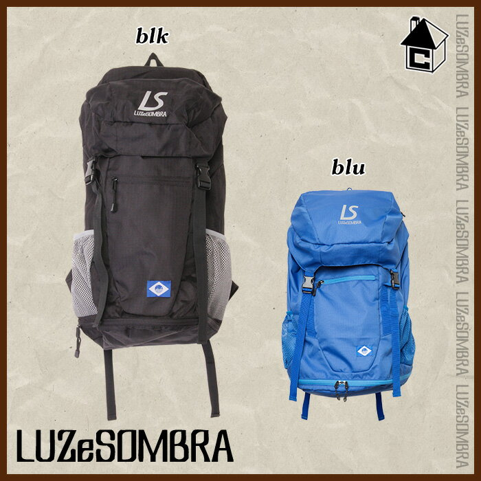LUZ e SOMBRA/LUZeSOMBRA【ルースイソンブラ】MULTI ACTIVE BACKPACK〈サッカー フットサル マルチ アクティブ バックパック バッグ〉S1614712