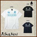 SKULLKICKS【スカルキックス】FOOTBALL PLA SHIRTS〈サッカー フットサル フットボール ゲームシャツ プラシャツ〉SK16SS012