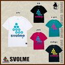 svolme【スボルメ】DRYCAL ロゴTシャツ〈サッカー フットサル ドライカル 半袖〉161-74010