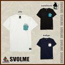 svolme【スボルメ】VネックポケットTシャツ〈サッカー フットサル 半袖〉161-76510