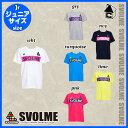 svolme【スボルメ】ボックスロゴTシャツJ〈ジュニア 子供用〉163-92610