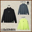 【SALE25%OFF】LUZ e SOMBRA/LUZeSOMBRA【ルースイソンブラ】SUPERFLY HIGHNECK LONG PRA-SHIRT〈セール ゲームシャツ ロングプラシャツ ユニフォーム 長袖〉S1731100