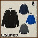 LUZ e SOMBRA/LUZeSOMBRA【ルースイソンブラ】HYBRID SWEAT CREWNECK TOP〈ハイブリッド スウェット クルーネック ジ...