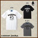 Soccer Junky【サッカージャンキー】EL DIEZ ドライTシャツ〈マラドーナ プラTシャ