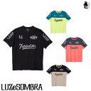 LUZ e SOMBRA/LUZeSOMBRASUPERFLY SPONSOR'S HALF LINE PRA-SHIRT〈サッカー フットサル ゲームシャツ プラTシャツ ユニフォーム ストレッチ フィット〉B1811044