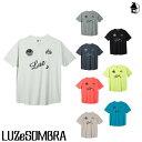 LUZ e SOMBRA/LUZeSOMBRASUPERFLY STANDARD HALF PRA-SHIRT〈サッカー フットサル ゲームシャツ プラTシャツ ユニフォーム ストレッチ フィット 吸水速乾〉F1811004