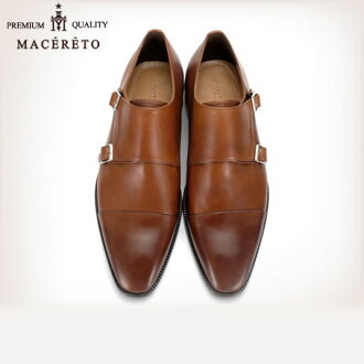 商務鞋皮革唯一鞋和尚錶帶鞣紅布勞恩商務鞋雙和尚 Macereto (時尚皮革鞋鞋鞋男士鞋涼鞋皮膚鞋皮革紳士男士男裝鞋男士鞋男士商務真皮聖派翠克節)