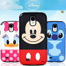 【Disney / ディズニー】iPhone6 iPhone6s / 6PLUS 6sPLUS 対応 disney CUTE SILICON BUMPER CASE【 iphone6plus ケース カバー plus ミッキー ミニー ドナルド プーさん デイジー スティッチ アイフォン6 アイフォン6プラス iphone6ケース 】