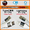 ショッピングLIGHTNING N/B ライトニングケーブル USB Type-C ケーブル 1m Lightning ホワイト iPhone 充電ケーブル type c 最大出力2A 【送料無料】