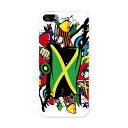 iphone5au iPhone 5 アイフォーン APPLE au エーユー スマホ カバー 全機種対応 あり ケース スマホケース スマホカバー TPU ソフトケース ジャマイカ レゲエ HIPHOP クール 000270