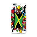 iphone6 iphone 6 アイフォーン softbank ソフトバンク スマホ カバー 全機種対応 あり ケース スマホケース スマホカバー TPU ソフトケース ジャマイカ レゲエ HIPHOP クール 000270