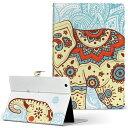 Fire HDX 8.9 Amazon アマゾン Kindle Fire キンドルファイア firehdx89 Lサイズ 手帳型 タブレットケース カバー レザー フリップ ダイアリー 二つ折り 革 アニマル 象 ゾウ イラスト 006028