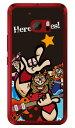 【送料無料】 Rockおやじ (クリア) design by Ringo / for HTC 10 HTV32/au 【Coverfull】【ハードケース】htv32 ケース htv32 カバー htv32ケース htv32カバー htc 10 ケース htc 10 カバー htc 10 htv32 htc10 ケース htc10 カバー au kddi スマホケース