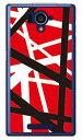 【送料無料】 ロックオマージュ レッド (クリア) / for AQUOS SERIE SHL25/au 【SECOND SKIN】【ハードケース】shl25 カバー shl25 ..