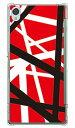 【送料無料】 ロックオマージュ レッド (クリア) / for Xperia Z3 SOL26/au 【SECOND SKIN】【ハードケース】au エクスペリア カバー xperia z3 sol26 ケース sol26 カバー エクスペリアz3 カバー エクスペリアz3 ケース au スマートフォン ケース エクスペリア