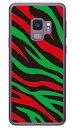 【送料無料】 Zebra HIPHOP (ソフトTPUクリア) design by ROTM / for Galaxy S9 SC-02K・SCV38/docomo・au 【SECOND SKIN】galaxy s9..