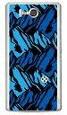 【送料無料】 マウンテン ブルー (クリア) / for AQUOS PHONE ZETA SH-09D/docomo 【YESNO】ドコモ sh09d カバー sh09d ケース アクオスフォン カバー sh09d アクオスフォン ケース sh09d aquos phone zeta カバー sh09d aquos phone zeta