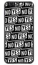 【送料無料】 YESNOラベル ホワイト (クリア) / for ZenFone 4 ZE554KL/MVNOスマホ(SIMフリー端末) 【YESNO】zenfone 4 ケース zenfone 4 カバー ze554kl ケース ze554kl カバー ゼンフォン4 ケース ゼンフォ...