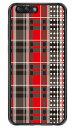 【送料無料】 チェックドット レッド (ソフトTPUクリア) / for ZenFone 4 ZE554KL/MVNOスマホ(SIMフリー端末) 【SECOND SKIN】zenfone 4 ケース zenfone 4 カバー ze554kl ケース ze554kl カバー ゼンフォン4...