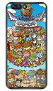 【送料無料】 弱虫 (クリア) design by 326 / for ZenFone 4 ZE554KL/MVNOスマホ(SIMフリー端末) 【SECOND SKIN】zenfone 4 ケース zenfone 4 カバー ze554kl ケース ze554kl カバー ゼンフォン4 ケース ゼンフォン4 カバー ゼンフォン4 simフリー