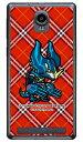 ウルトラマンシリーズ サイバーゴモラ チェックレッド (クリア) / for KATANA 02 FTJ152F/MVNOスマホ(SIMフリー端末)katana 02 ケース katana 02 カバー ftj152f katana02 ftj152f ケース ftj152f カバー ftj152f case ftj152f cover katana02