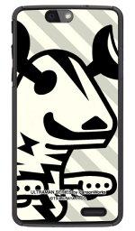 【光沢なし】 ウルトラマンシリーズ エレキング ズーム (クリア) / for VAIO Phone VA-10J/MVNOスマホ(SIMフリー端末)vaio phone ケース vaio phone カバー va10jケース va10jカバー va-10j ケース va-10j カバー バイオフォン ケース バイオフォン カバー