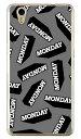 【送料無料】 MONDAY ブラック (クリア) / for Blade V7 Max/MVNOスマホ(SIMフリー端末) 【Coverfull】zte blade v7 max blade v7 max ケース blade v7 max カバー ブレイド v7 max ケース ブレイド v7 max カバー ブレイドv7マックス ケース ブレイド