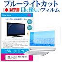 東芝 dynabook REGZA PC D81 21.5インチ ブルーライトカット 反射防止 液晶保護フィルム 指紋防止 気泡レス加工 液晶フィルム メール便なら送料無料