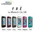 【360日延長保証サービス】【LifeProof】 ライフプルーフ iPhone5 ケース/iPhone5s ケース/iPhone SE ケース