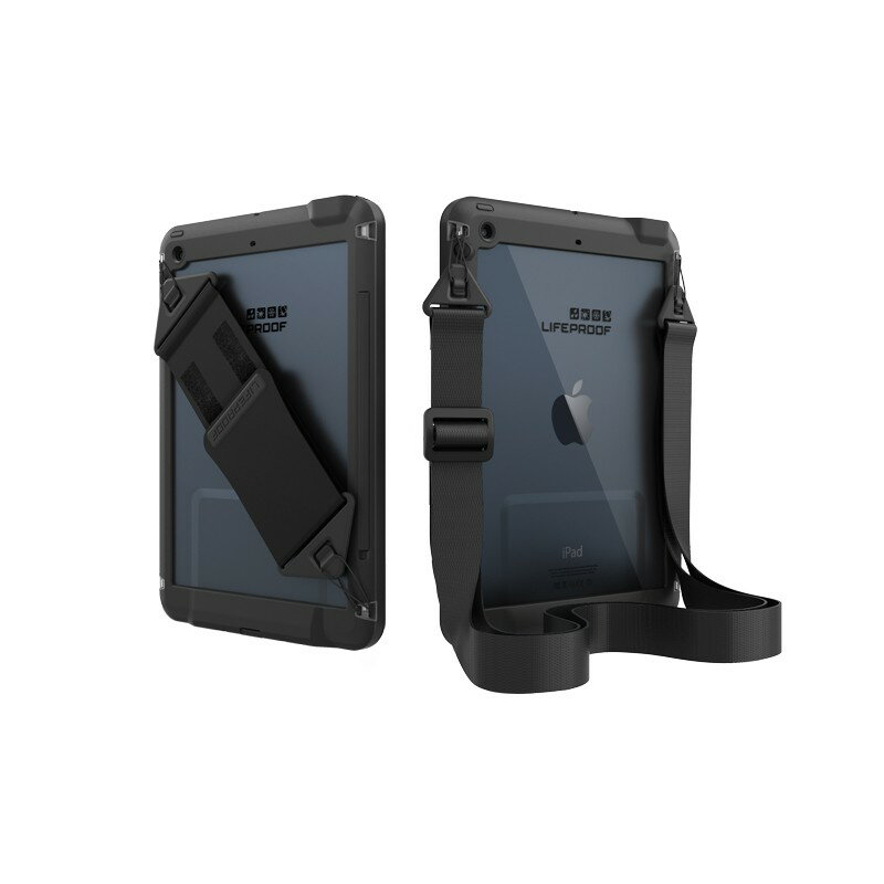 《 LIFEPROOF 》iPad Air Hand&Shoulder Strap for iPad Air : Black 【 防水ケース 】 《 ライフプルーフ アイパッドエア 》