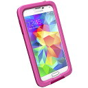 《 LIFEPROOF 》fre for Galaxy S5 : Magenta 【 スマホ防水ケース / 耐衝撃 】
