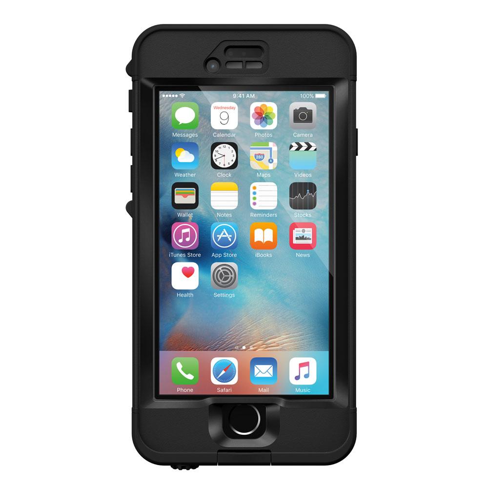 ライフプルーフ nuud for iPhone 6s case
