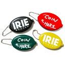 アイリーライフ コインケース IRIE LIFE Irie Rubber Coin Case 小銭入れ ラバー ストリート ブランド おしゃれ IRIE by irielife 全4色 ワンサイズ IRSS20-005