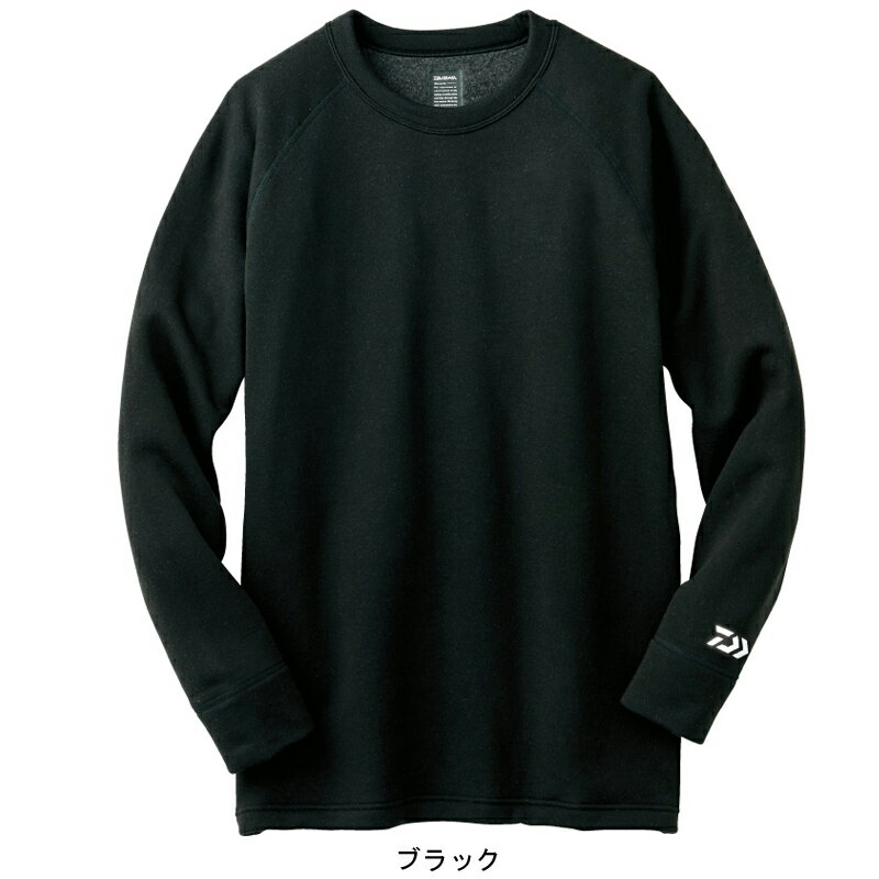 ダイワ DU−3006S ブレスマジック 極厚手クルーネックシャツ