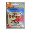ゴーセン TTP力糸 赤 13M 2本巻 0.8-5号