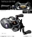(予約品) ダイワ タトゥーラ SV TW 8.1L(左ハンドル) (3月発売予定)