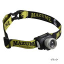 mazume(マズメ) Focus One Limited ブラック