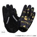 mazume(マズメ) キャスティンググローブ ブラック L