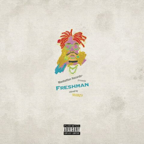 V.A / FRESHMAN - mixed by MARZY from YENTOWN & prpr