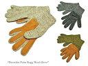 <ネコポス対応>【NEWBERRY KNITTING】ニューベリーニッティング-Ladies Glove- レディース・ディアスキン・パイル無し手袋