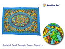 <ネコポス対応>【Sunshine Joy】サンシャインジョイ Grateful Dead Terrapin Dance Tapestry グレイトフル デッド・テラピン ダンス ..