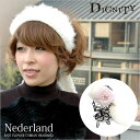 [SALE] &quot;Nederland&quot;  ear expectation earmuffs Lady's headdress headband [casual box] fs2gmfs2gm