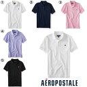 エアロポステール ポロシャツ メンズ Aeropostale