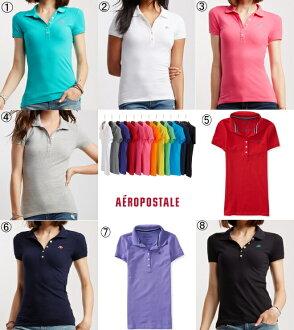 ウィメンズポロ shirts / A87 Solid Polo