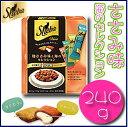 猫 フード シーバ デュオ 鶏ささみ味と海のセレクション 240g[LP] キャットランド Sheb1229【TC】