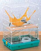 フェレットケージ 2階建て FK-652 小動物 ケージ ハウス ゲージ おうち ハンモック ハシゴ ペット用品 アイリスオーヤマ キャットランド 楽天