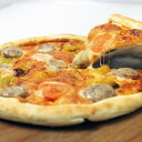イタリアンソーセージのピッツァ/みちのくナポリピッツァ/冷凍ピザ20cm