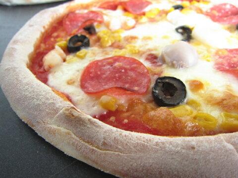 気まぐれピッツァ・カプリチョーザ/みちのくナポリピッツァ/冷凍ピザ20cm