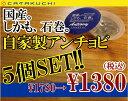 石巻産アンチョビ45g×お得な5個セット